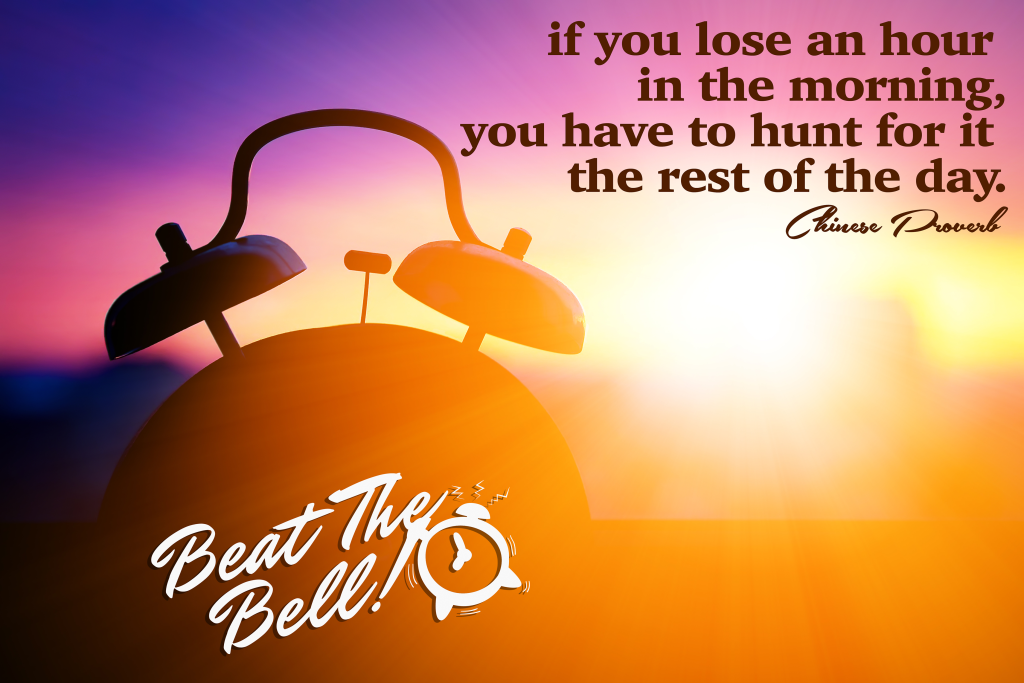BeatTheBell-Quotes July 2015